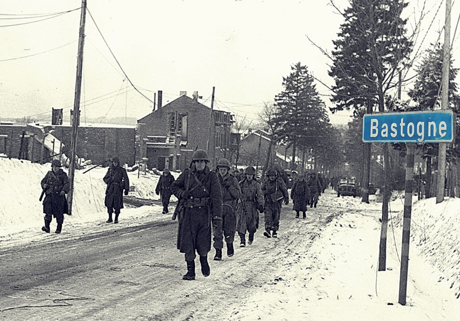 Bastogne Tours From Paris