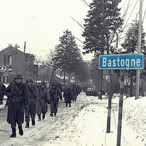Private Trip France day tour to Bastogne from Paris