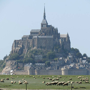 Private Trip France day tour to Mont Saint Michel from Paris